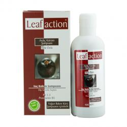 Leafaction Ardıç Katranı Şampuanı 400 ml
