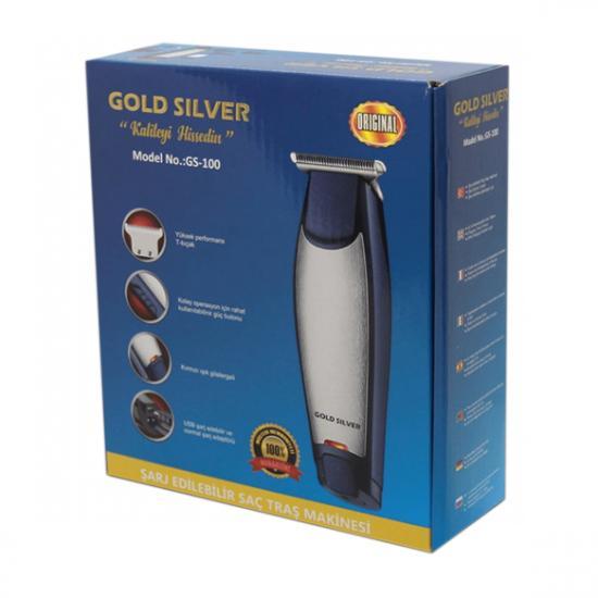 GOLD Silver GS-100 Saç Traş Makinesi